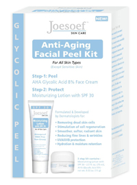 glycolic peel treatment kit