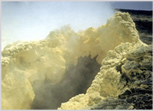 natural volcanic sulfur soap for acne